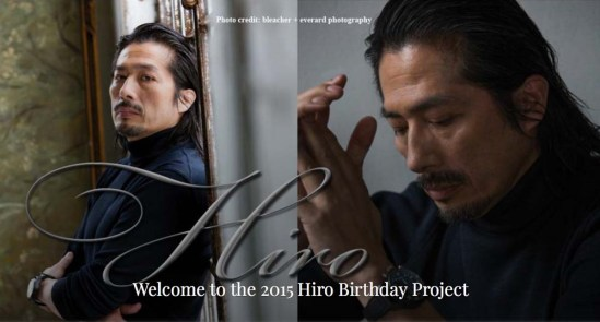 Hiro Birthday 2015 Image